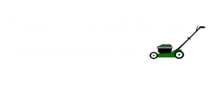 CHRISTCHURCH LAWNMOWING